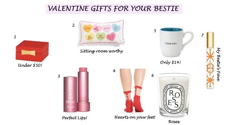 Bestie Vday gift