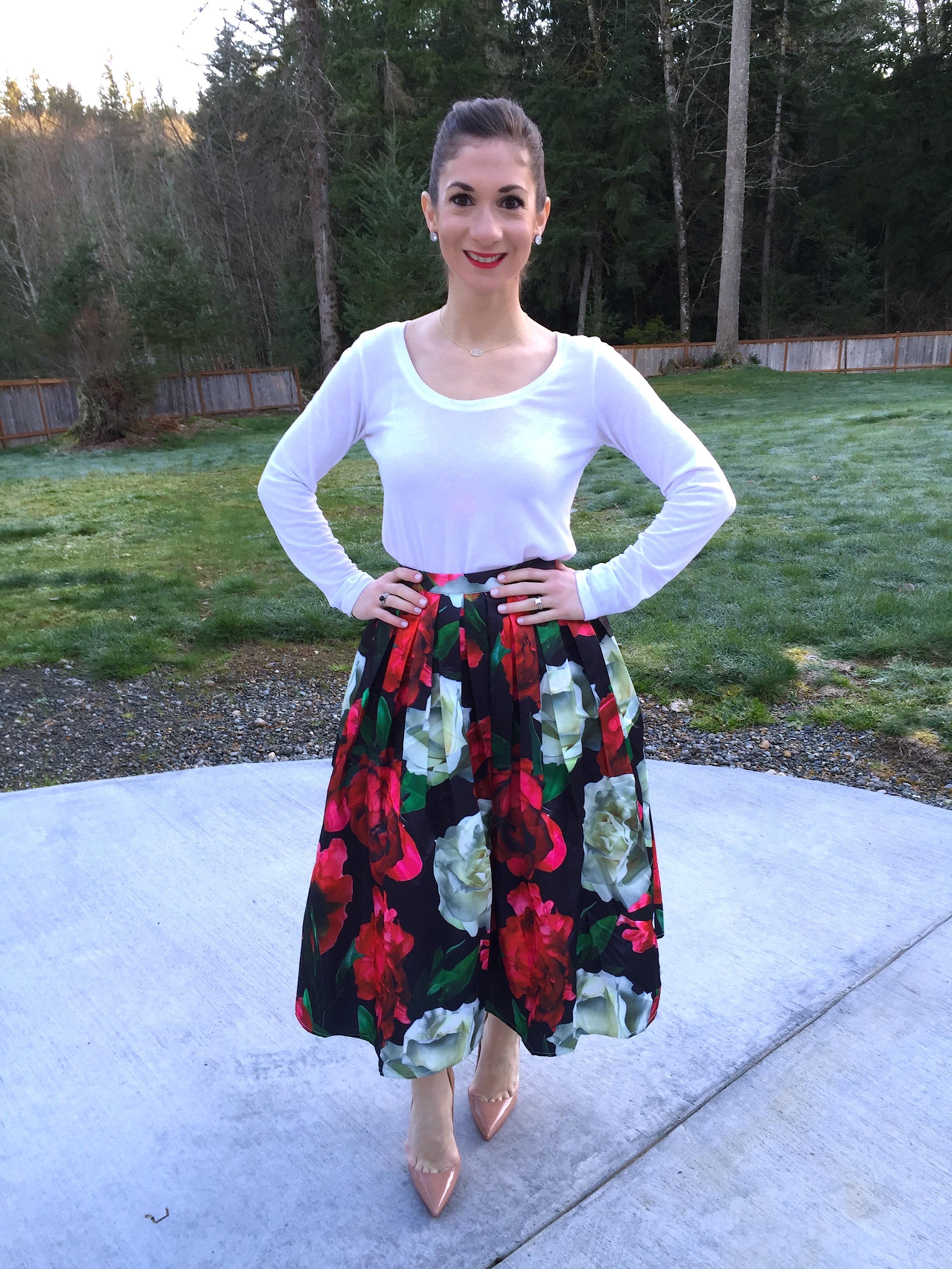 Spring Skirt 4