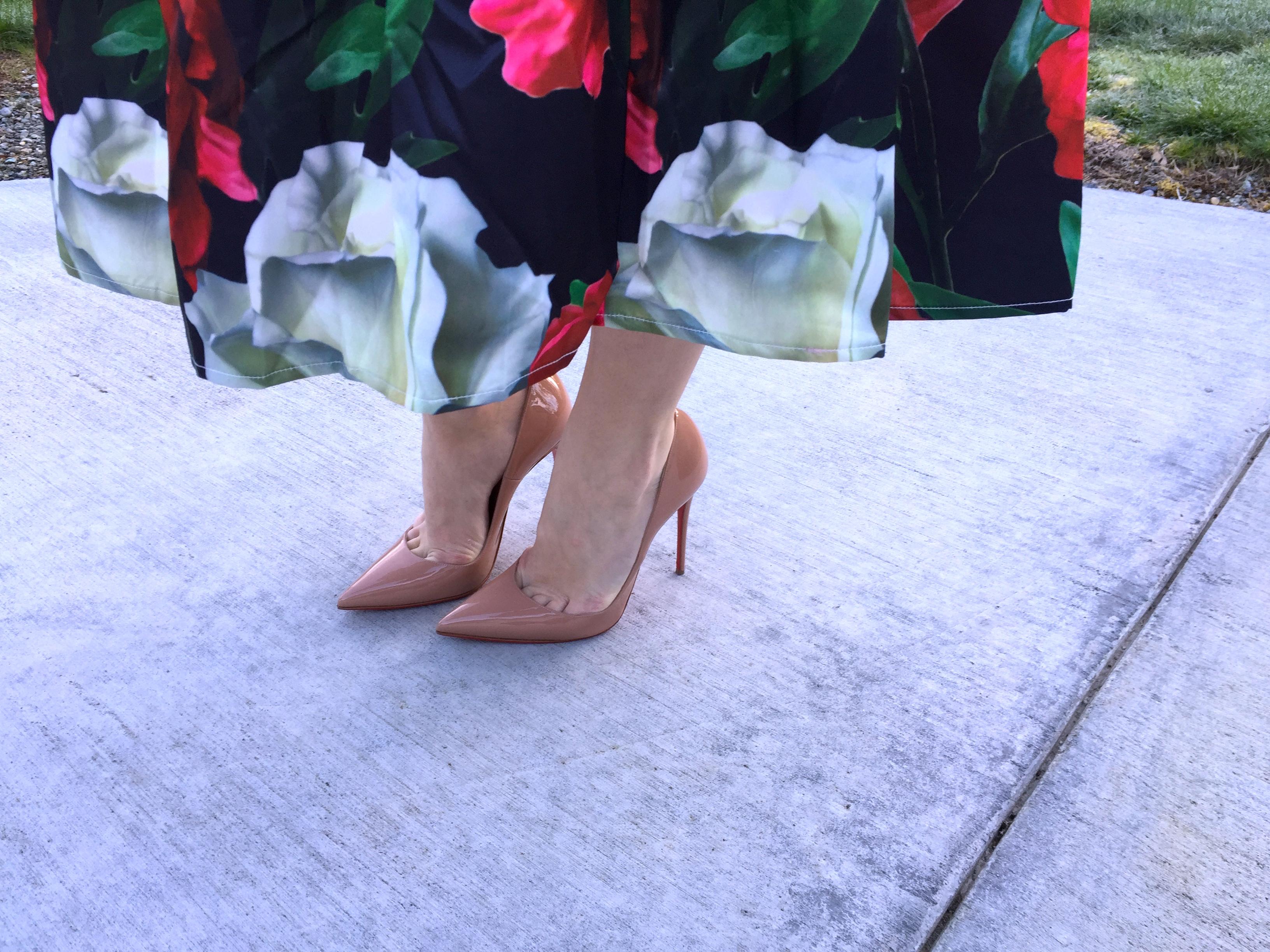 Spring Skirt 6