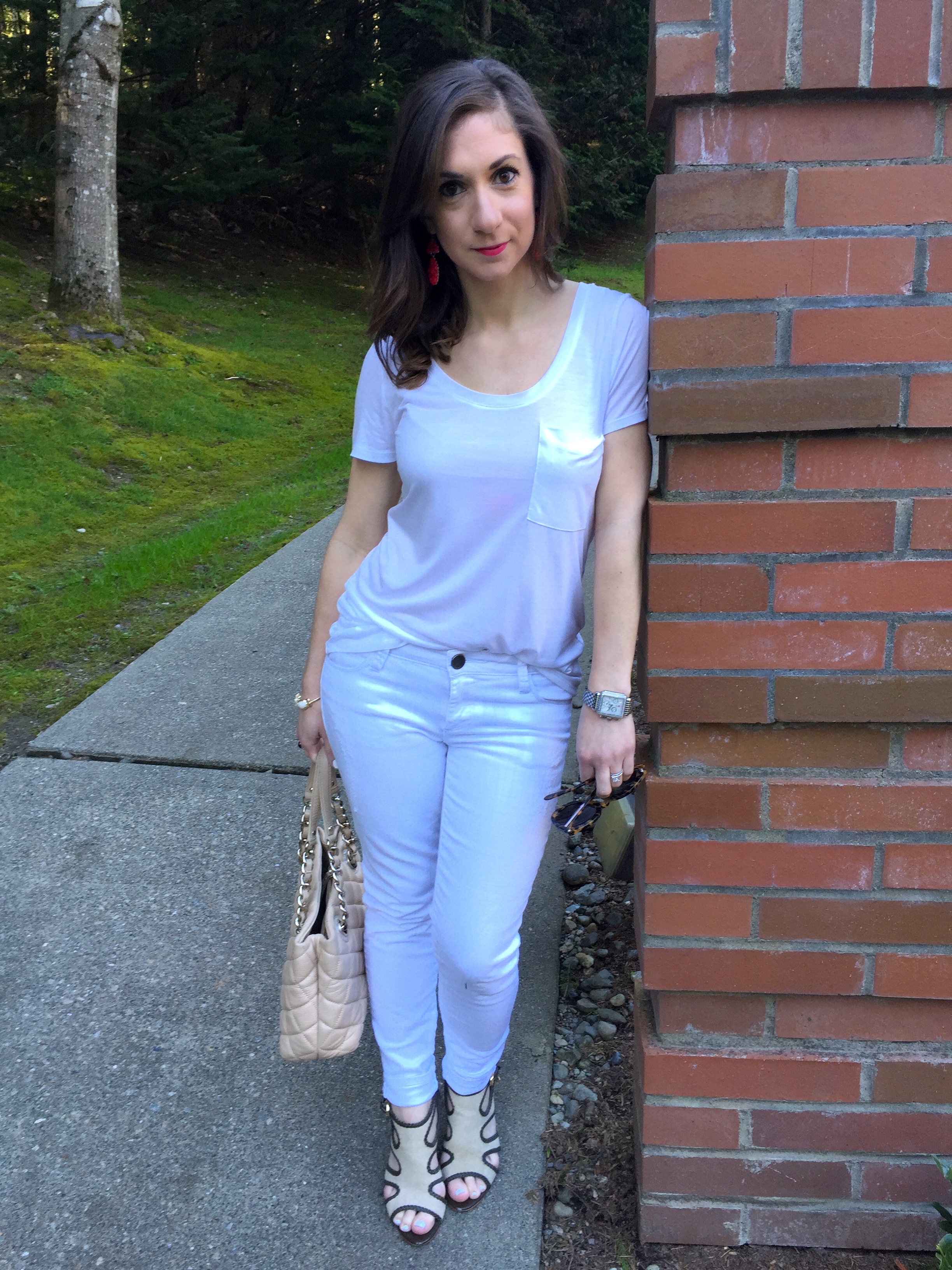 How to Pick the Right White Denim for You...