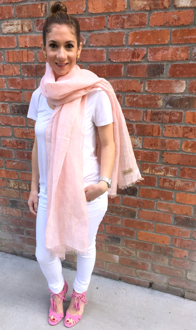 pink scarf 4