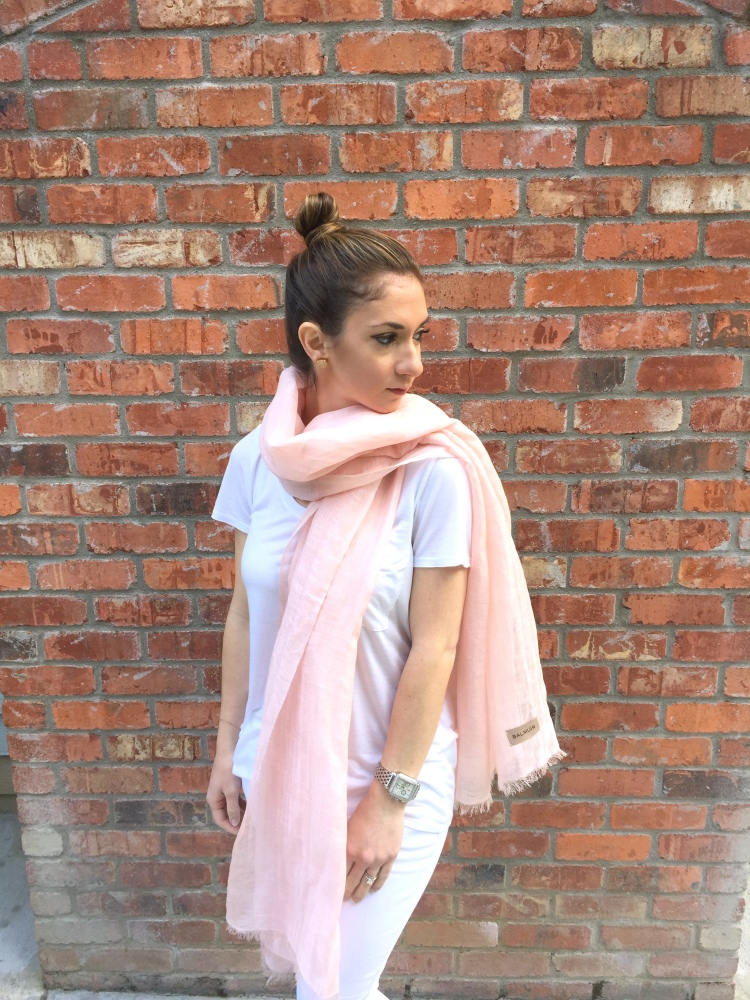 pink scarf 5