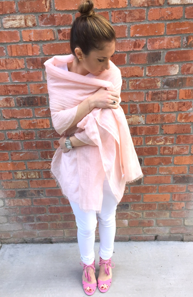 pink scarf 6