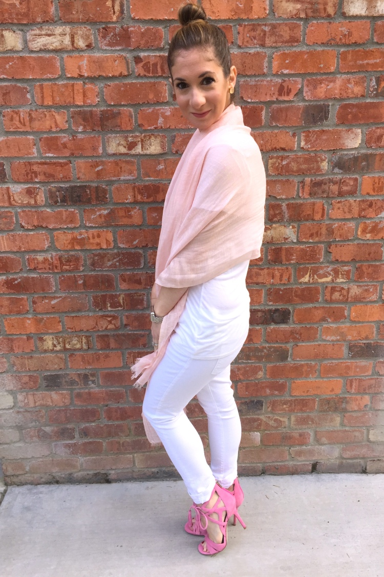pink scarf 7