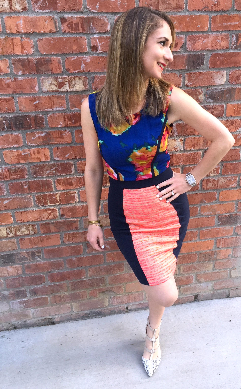 Rachel Roy dress 2