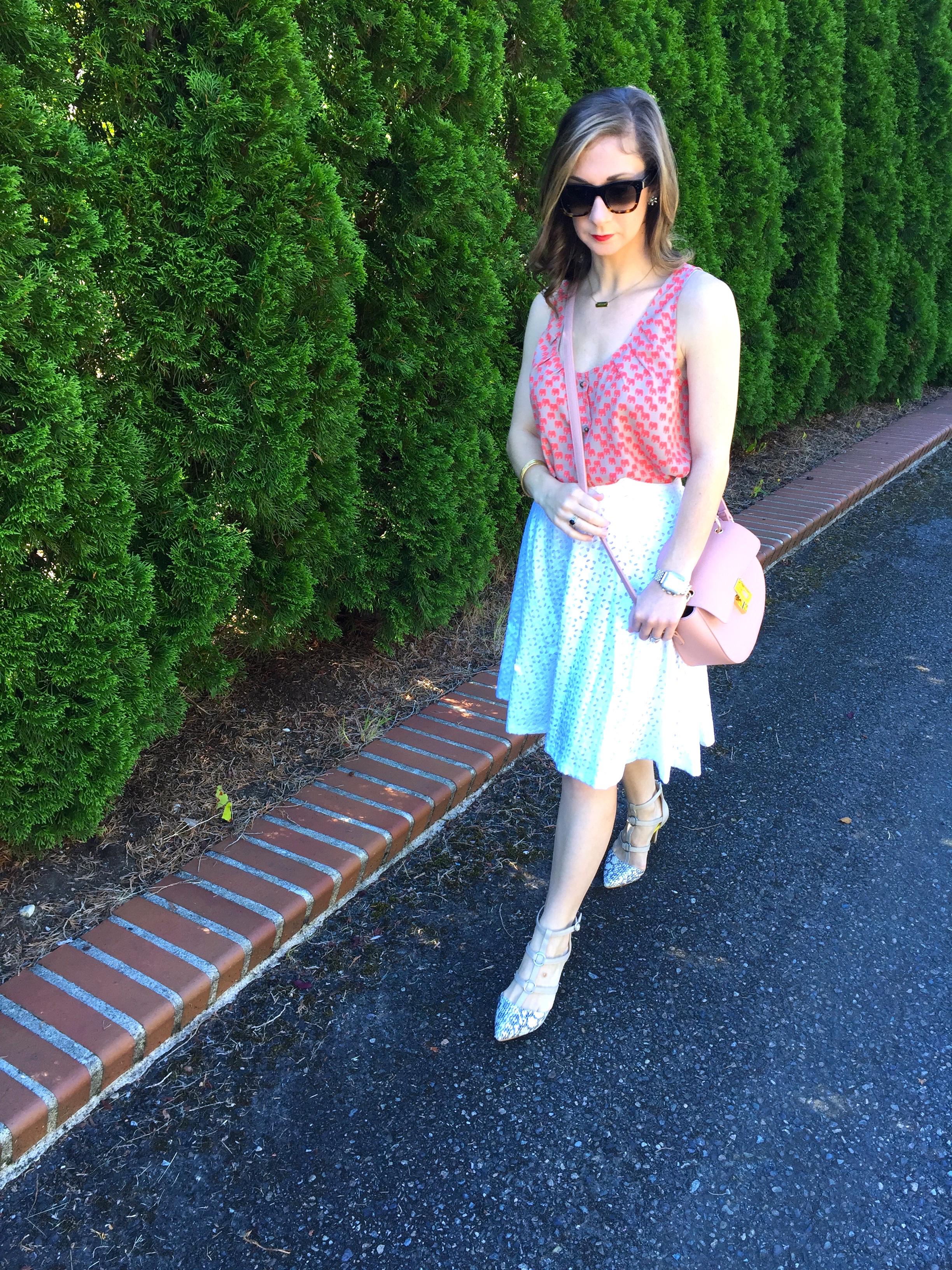 white skirt 4