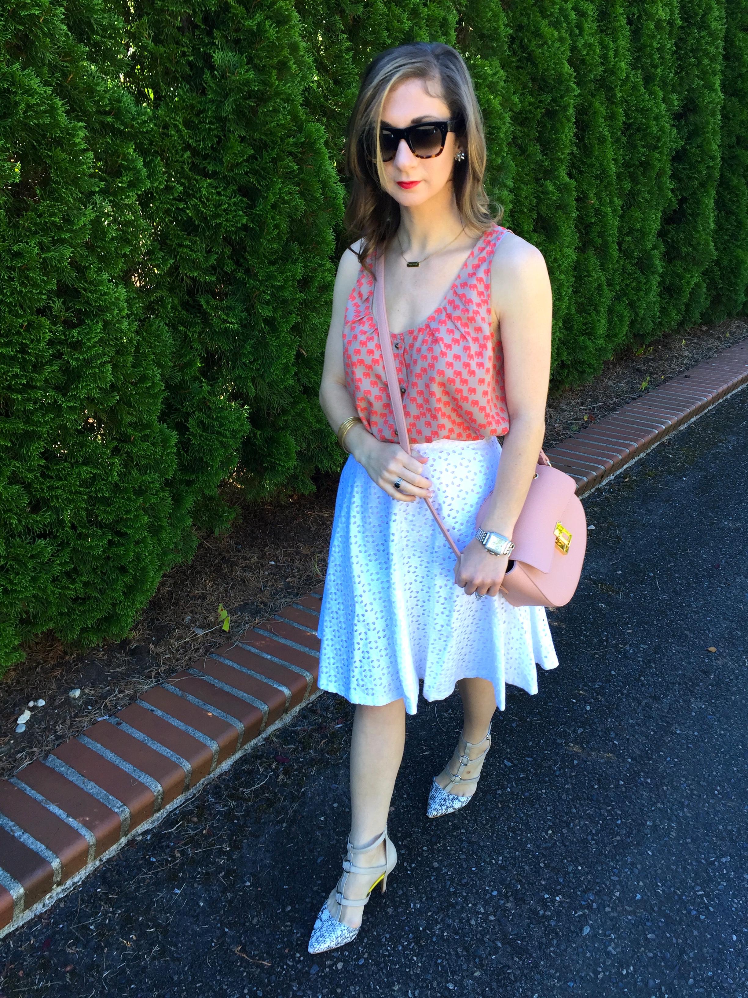 white skirt 5